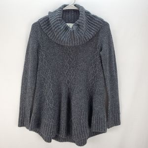 Ruby Moon (anthro) wool cowl neck sweater